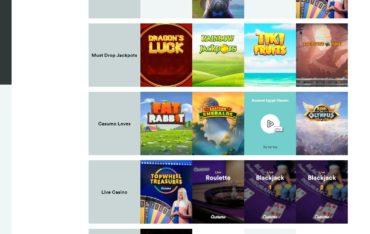 casumo.com free slots selection