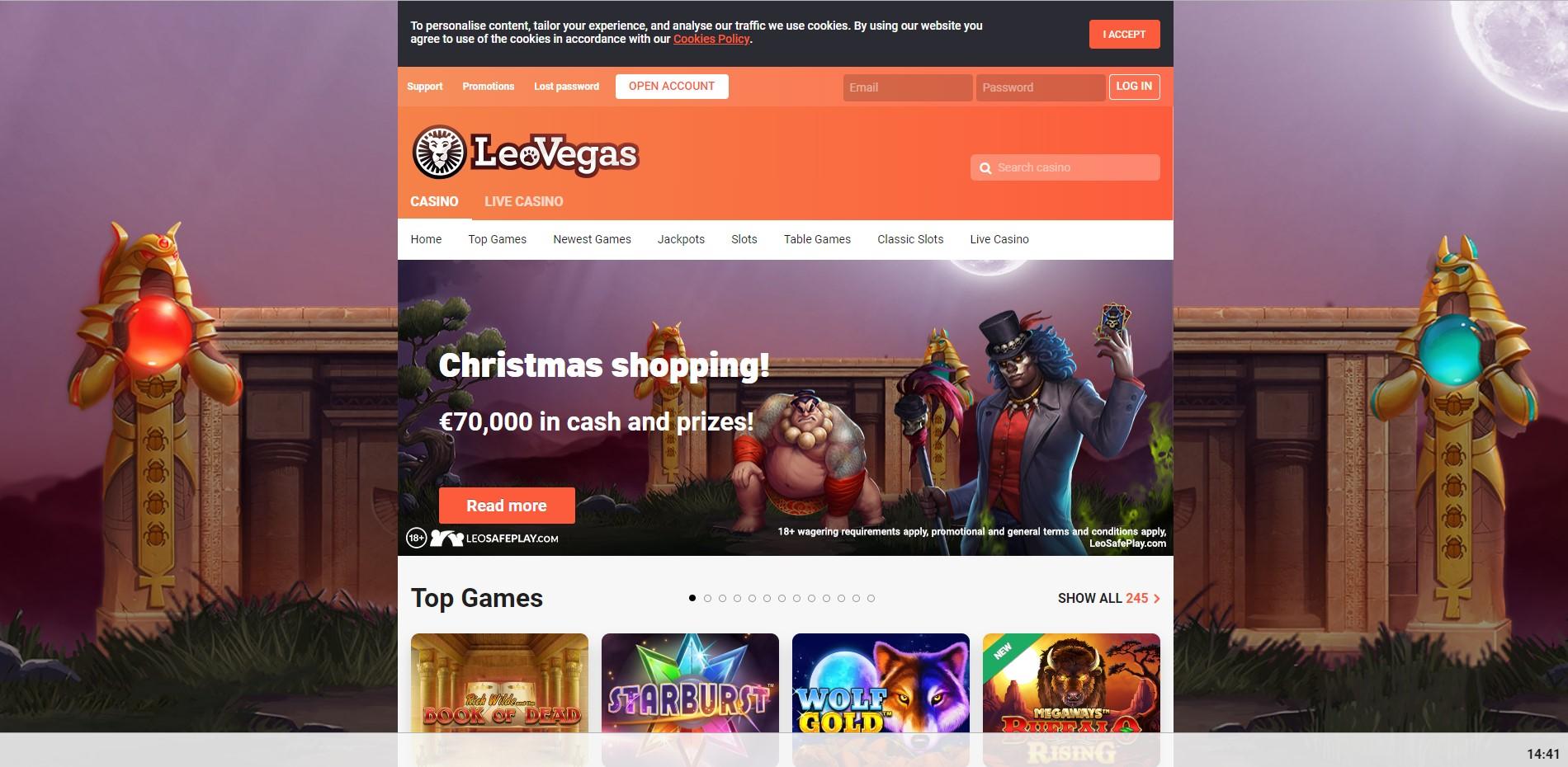 Leovegas Com Reviews