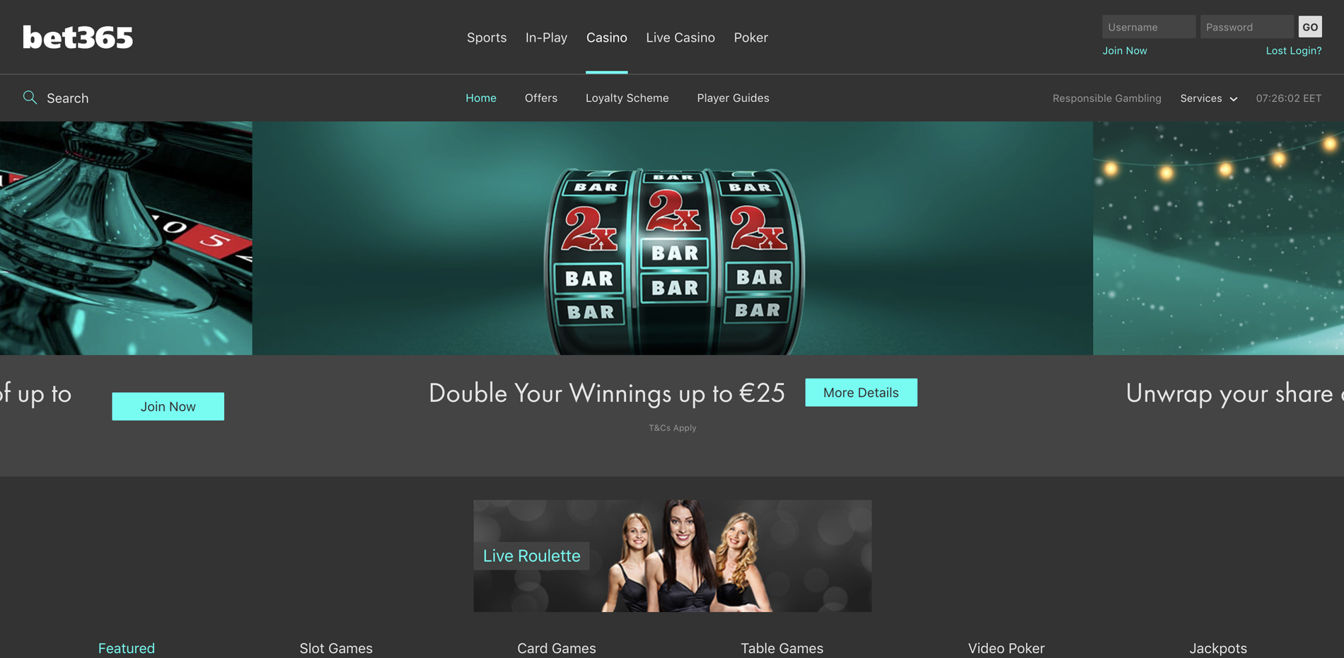 Bet 365 Casino Review - Safe or Scam?