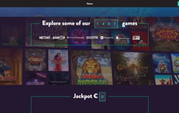 Dunder.com games and slots