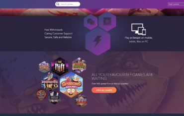 Betspin-games selection