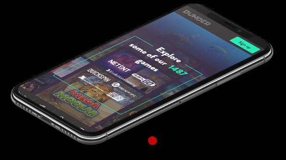 Dunder Mobile Casino