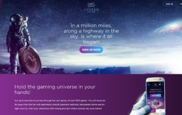 Genesis-play online slots for free