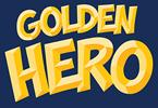 Golden Hero Icon