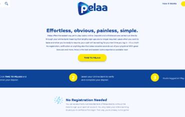 Sign Up at Pleaa Casino