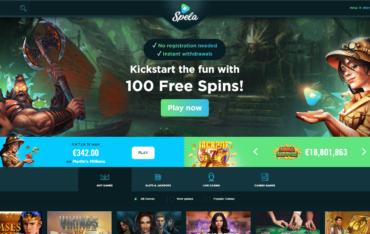 Spela.com website review