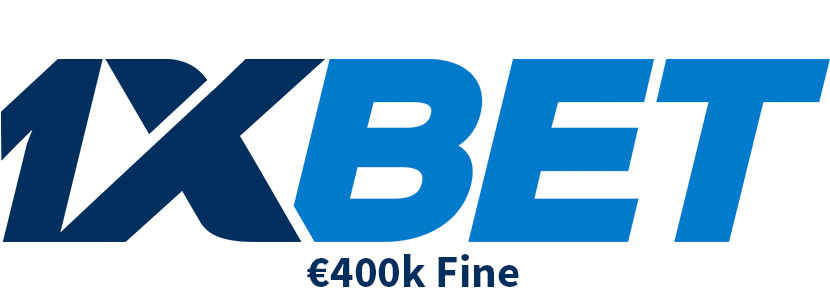 1xbet Fined €400k for Providing Online Casino Games in the Netherlands