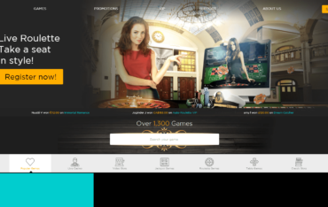 Casino Cruise_Website Review