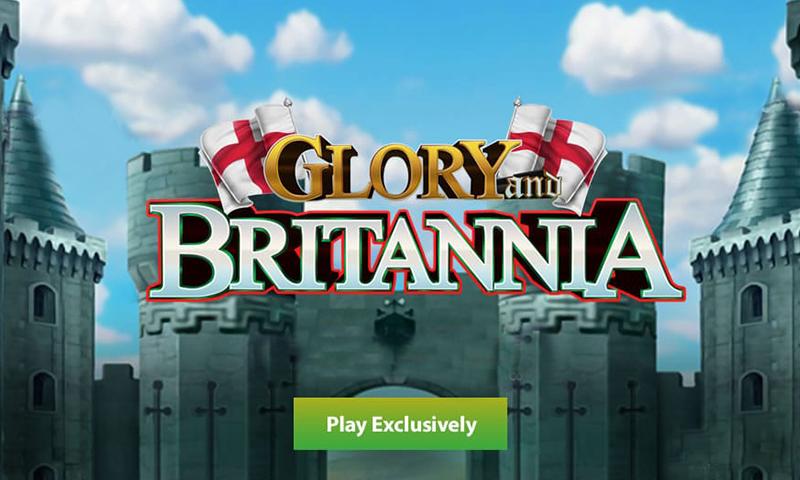 Glory and Britannia-slot