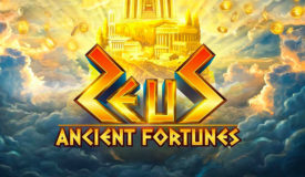 The Ancient Fortunes: Zeus Free Slot Play