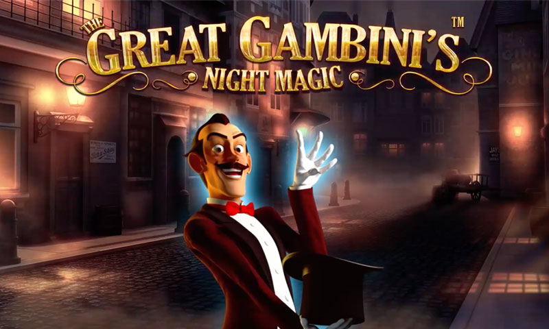 The Great Gambini's Night Magic Slot