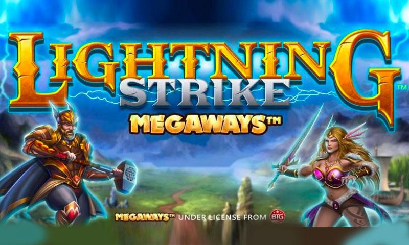 lightning strike megaway