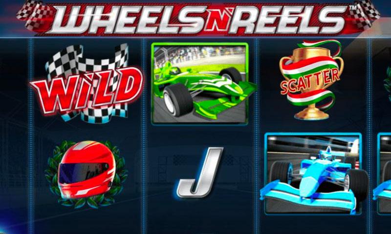 Wheels n Reels Slot