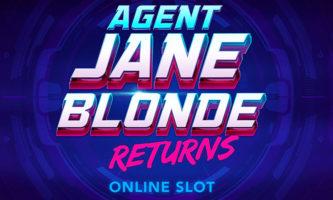 Agent Jane Blonde Returns slot