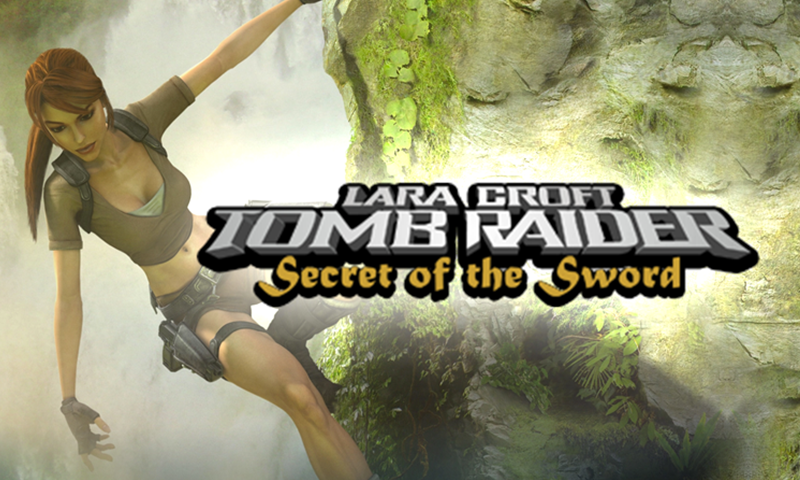 Lara Croft Temple and Tombs Slot