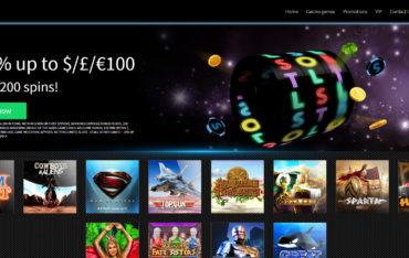 Slots heaven_Games selection