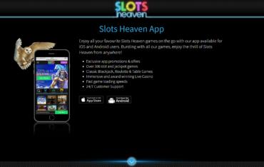 Slots heaven_Mobile app