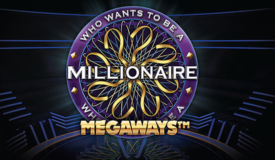 Who wants to be a millionare Megaways casino game
