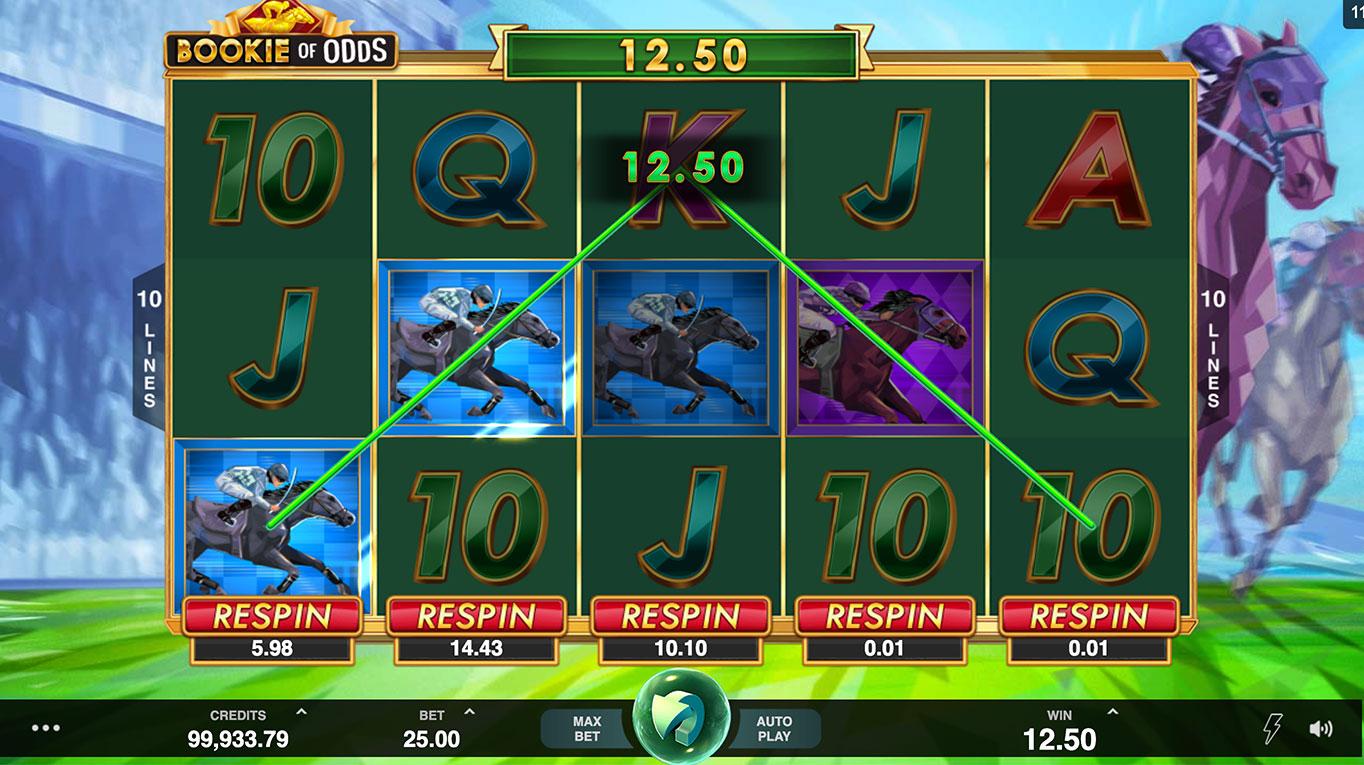 Legacy of dead casino