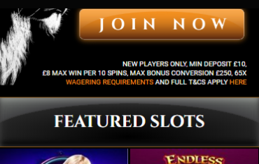 lion wins mobile casino review