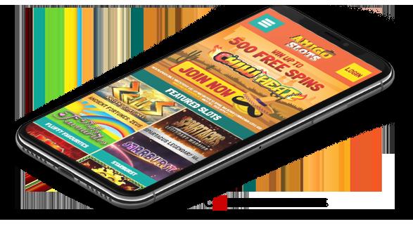 Amigo slots Mobile casino