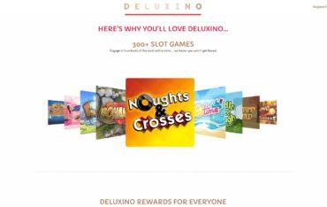 Deluxino-games selection