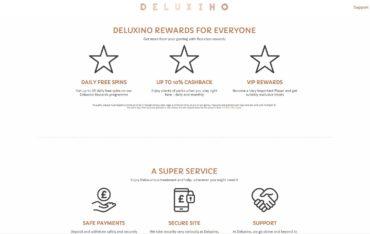 Deluxino-rewards