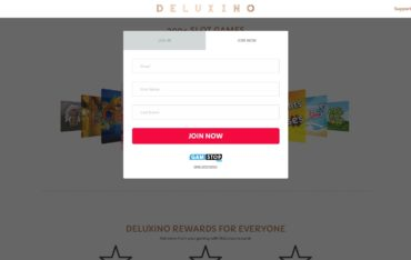 Deluxino-sign up