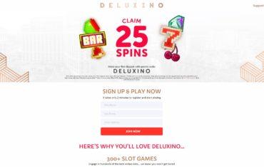 Deluxino-website review
