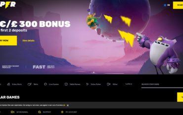 Hyper casino-website review