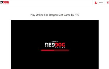 Red Dog Casino – play online slots
