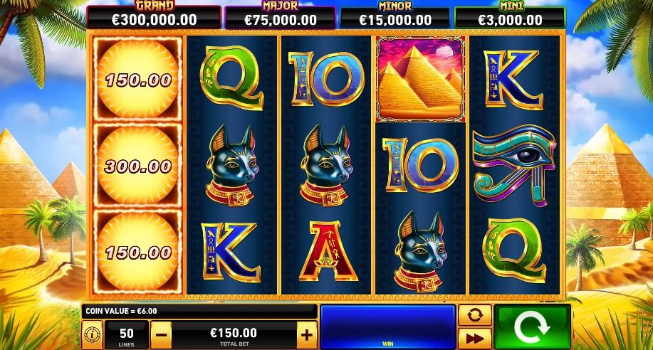 Spiele Scarab Queen - Video Slots Online