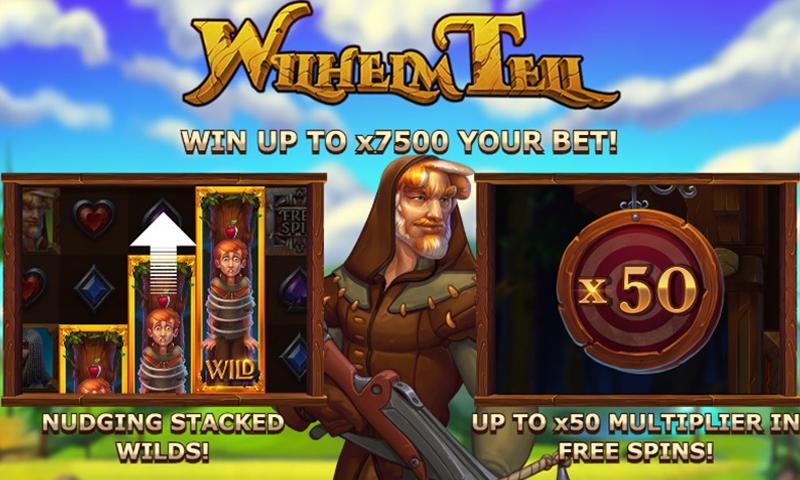 Wilhelm Tell slot