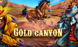 Gold Canyon slot