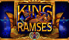 King Ramses Triple Shot slot