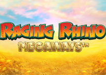 Raging Rhino megaways slot