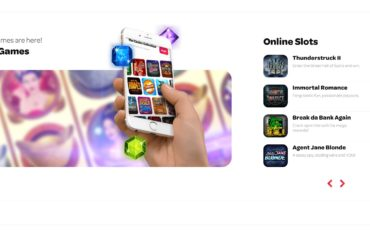 Spin casino-games selection