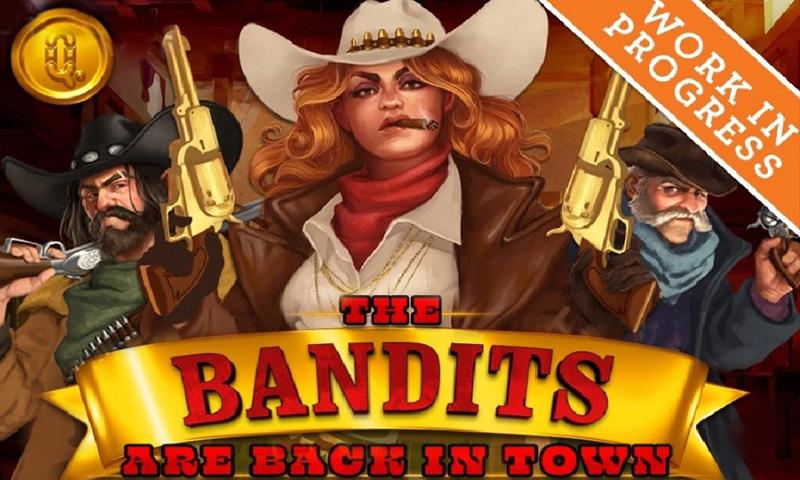 Sticky Bandits 2 slot