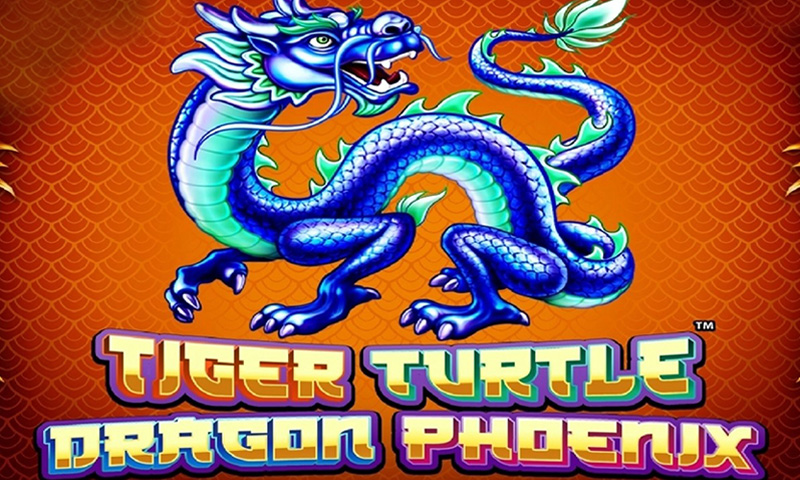 Tiger Turtle Dragon Phoenix slot