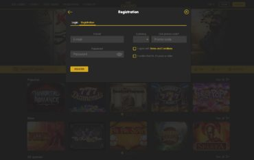24K Casino-sign up