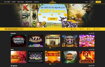 24K Casino-website review