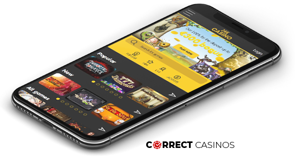 24K Mobile Casino