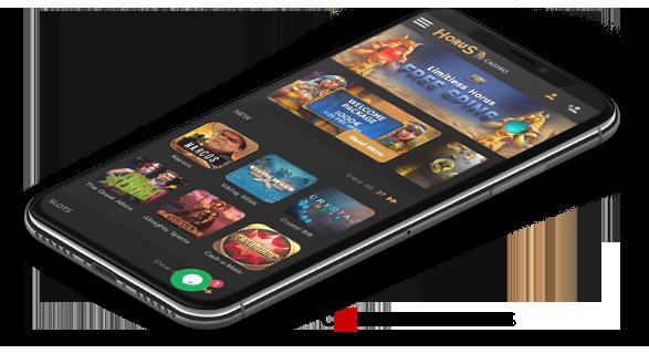 Horus Mobile Casino