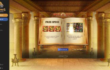 Horus-play online slots