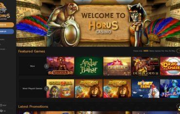 Horus-website review
