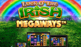 Luck o the irish megaways slot