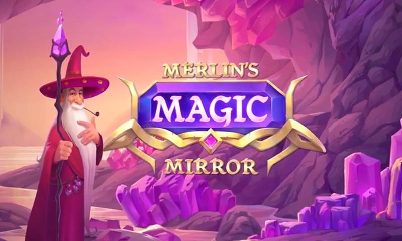 Merlins Magic Mirror slot