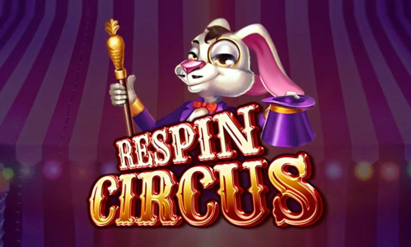 Respin Circus slot demo