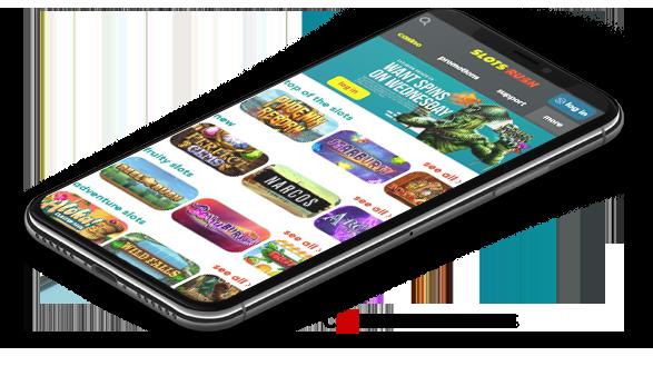 Slotsrush Mobile Casino