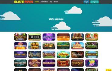 Slotsrush-slots games